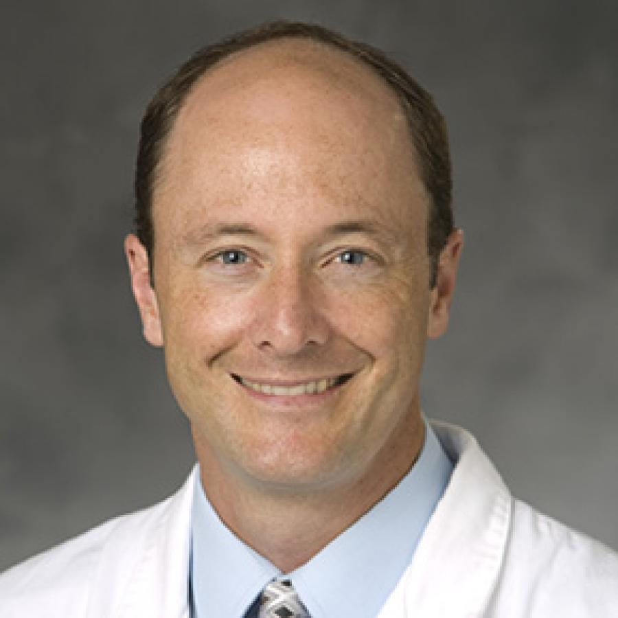 Andrew Armstrong, MD.